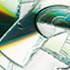 O : Information sur support de données optiques (Exemple : CD/DVD)