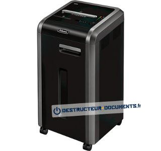 FELLOWES Powershred 225i - vue 3