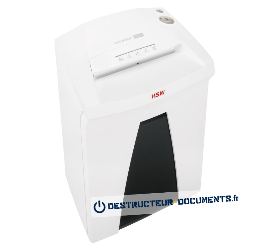 HSM SECURIO B24 4,5 x 30 + lubrification - vue 2
