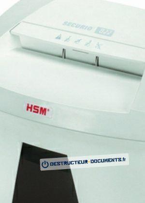 HSM SECURIO B22 1,9 x 15 - vue 3