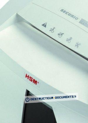 HSM SECURIO B24 0,78 X 11 - vue 3