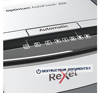Rexel Optimum Auto+ 45X - vue 4