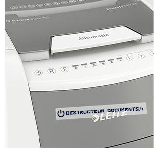 Leitz IQ Autofeed Office 300 securite P4 - vue 4