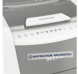 Leitz IQ Autofeed Office 300 securite P5 - vue 4