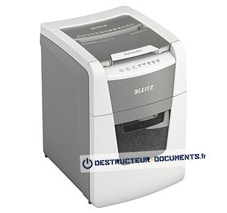 Leitz IQ Autofeed Small Office 100 securite P4 - vue 2