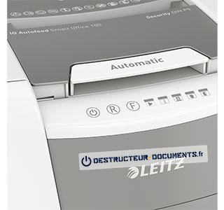 Leitz IQ Autofeed Office 150 securite P5 - vue 4