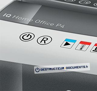 Leitz IQ Home Office securite P4 - vue 4
