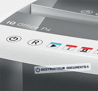 Leitz IQ Office securite P4 - vue 4