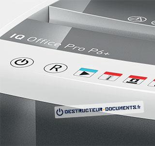 Leitz IQ Office Pro securite P6 Plus - vue 4