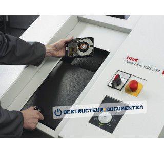 HSM Powerline HDS 230 20 x 40-50 - vue 2