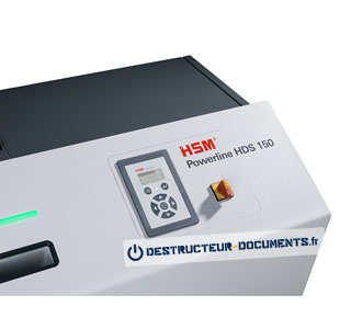 HSM Powerline HDS 150 - vue 2