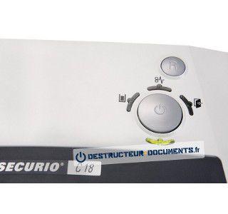 HSM SECURIO C18 1,9x15 - vue 3